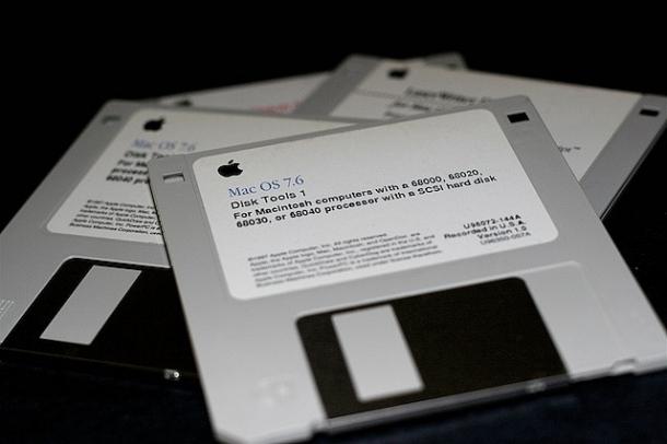 Disquete/USB Flash Drive - 10 gadgets que mudaram o mundo