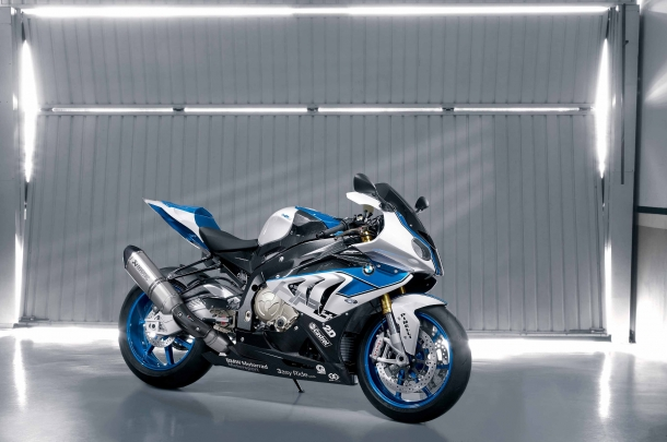 BMW S1000RR - as motos mais rápidas do mundo