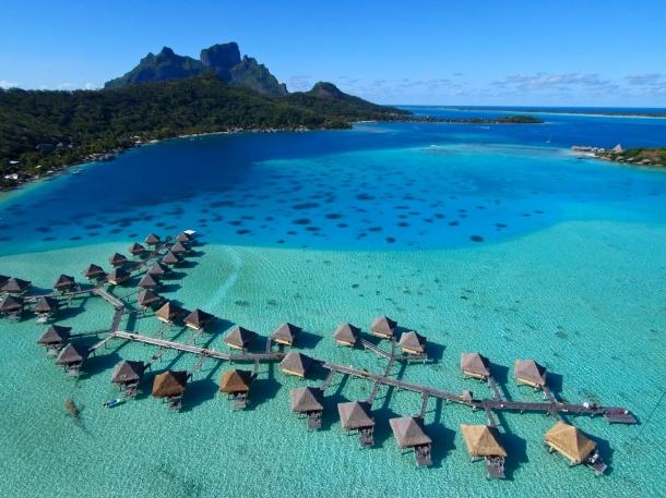 Bora Bora - Os 10 Melhores Destinos de Lua-de-mel