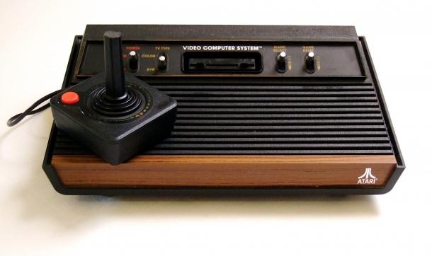 Consola de videojogos - 10 gadgets que mudaram o mundo