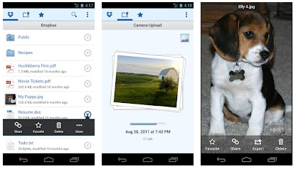 Dropbox - Melhores Apps Android
