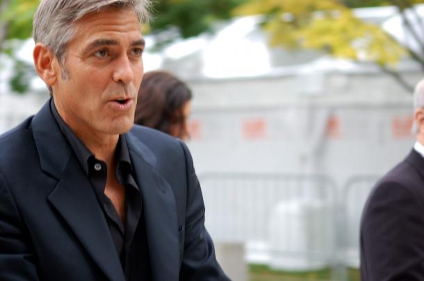 George Clooney - 10 homens mais bonitos do mundo