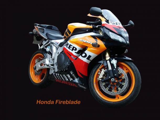 Honda CBR1000RR - motos mais rápidas do mundo