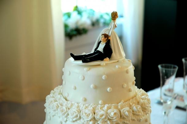 Ideias para Casamentos Originais - bolo