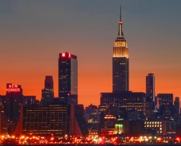 Nova Iorque - 5 Destinos de Passagem de Ano