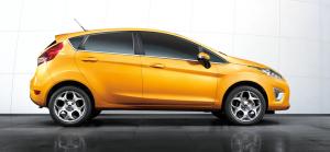 Novo Ford Fiesta 2013