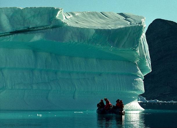 Parque do Nordeste da Gronelândia - Maiores Parques Naturais do Mundo