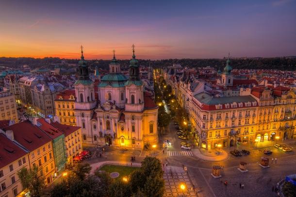 Praga, República Checa - melhores destinos para viajar sozinho