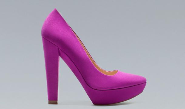 Tendências Sapatos 2013 Plataformas